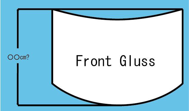 ガラス用プロテクションフィルム 価格