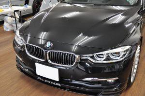 BMWアルピナD3TURBO